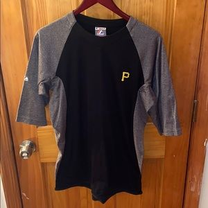Pittsburgh Pirates Authentic Warm Up Shirt